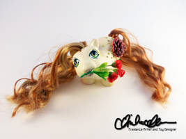 Vintage Carnation Custom MLP by thatg33kgirl