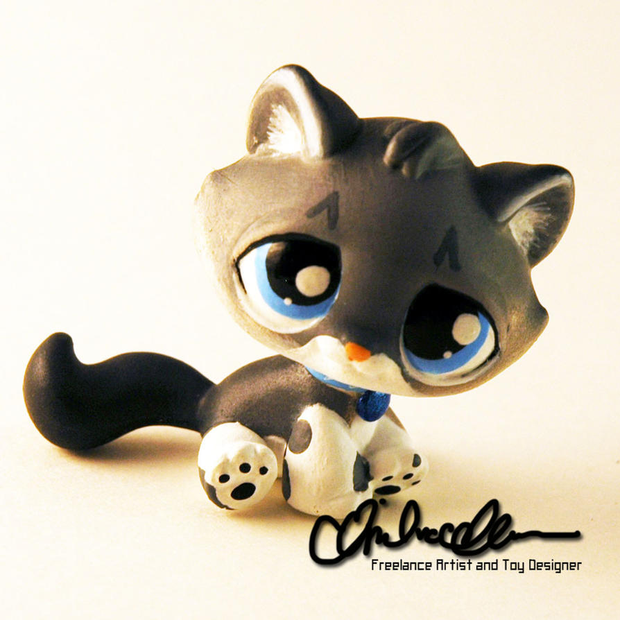 Lunkage Custom Littlest Pet Shop Toy By Thatg33kgirl On