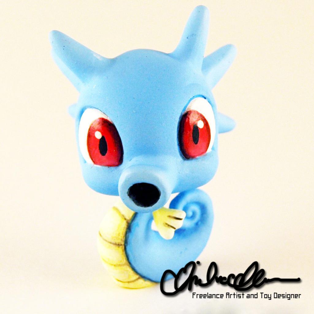 Pokemon Seadra Toy