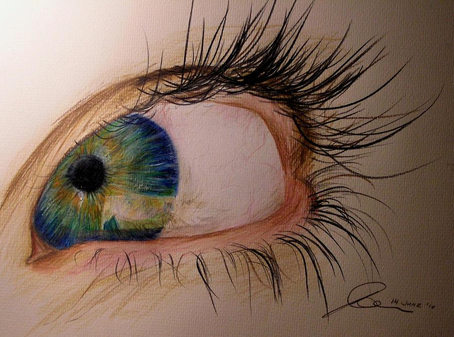 Eyeyeye by Abatwa-Oolie