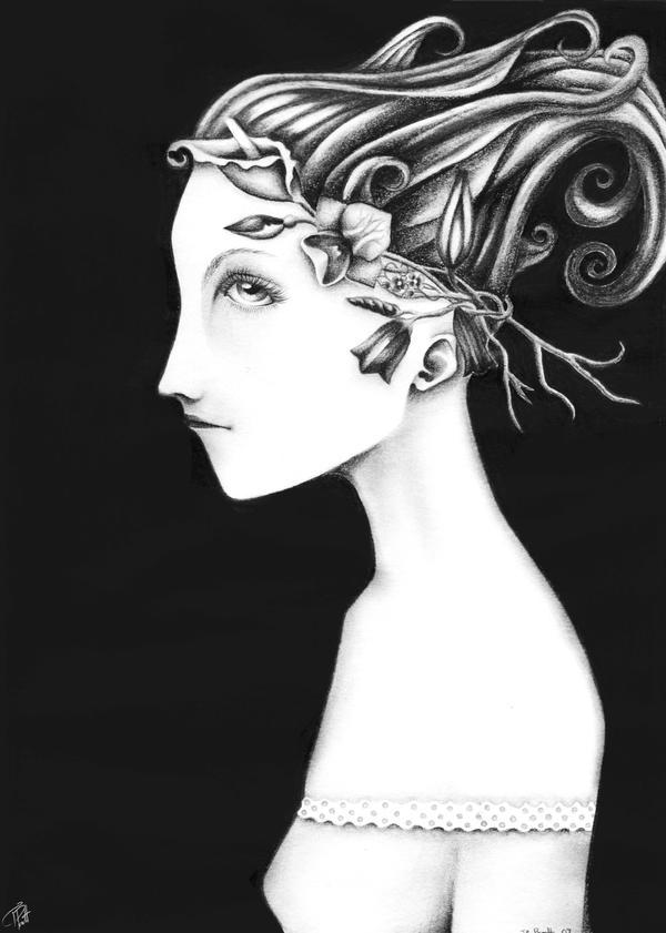 Strange Woman by TeganPratt