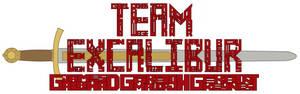 Team Excalibur (Typography)