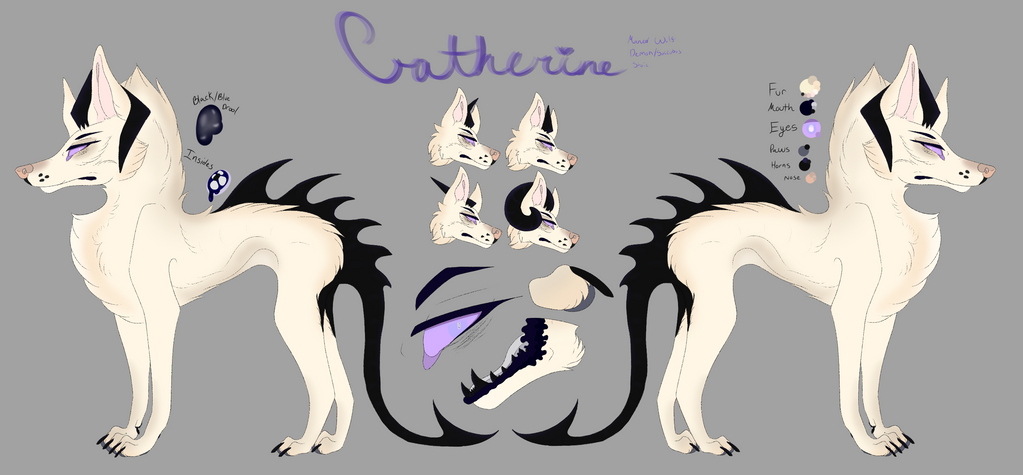 Catherine ref by CityProwler