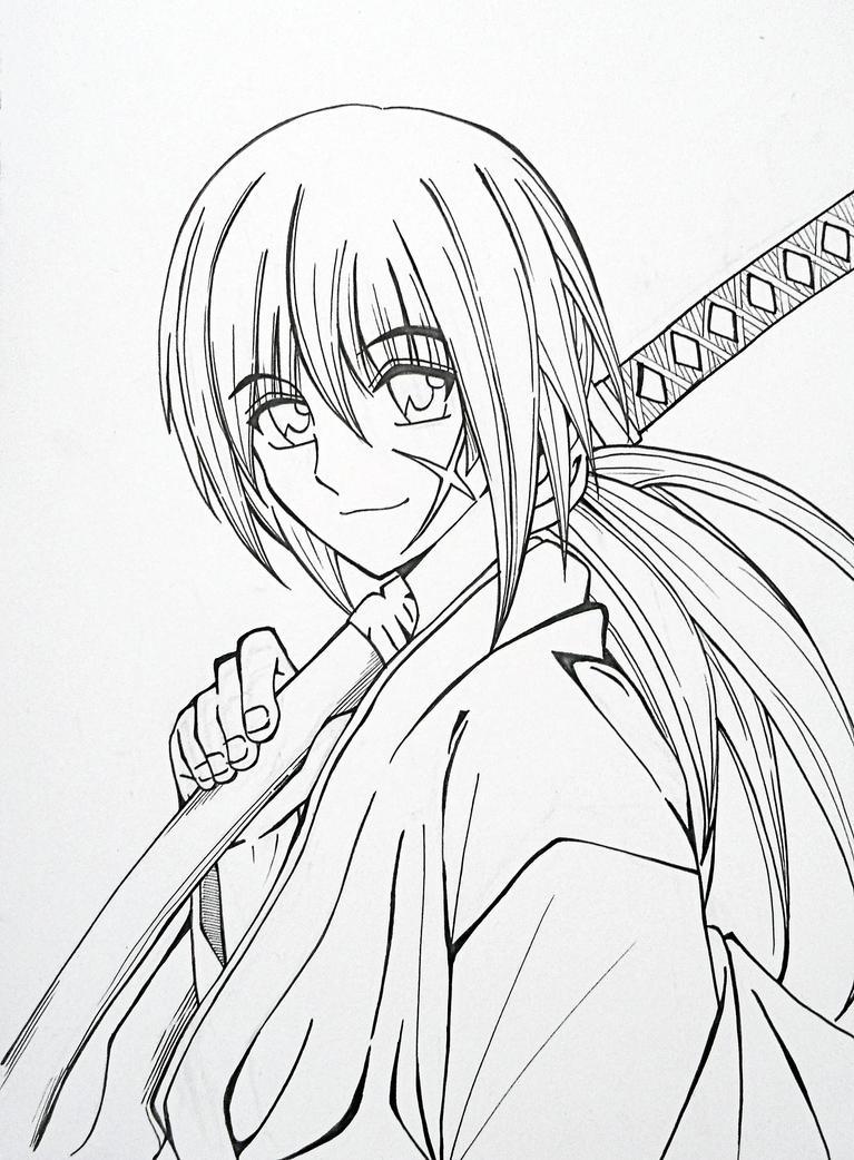 Rurouni Kenshin By Sai1026