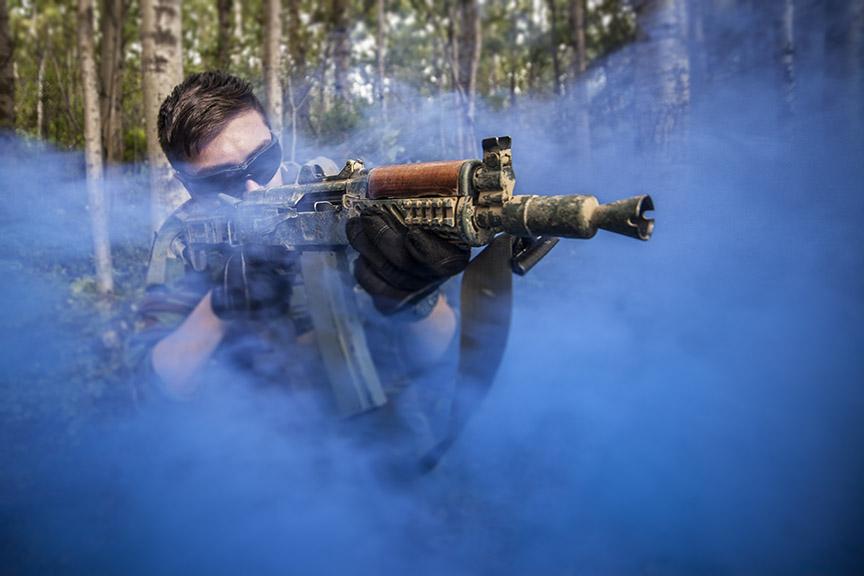 Kalashnikov by JasonKaiser