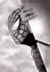 Spiderman by MyEyesFixedOnTheSun