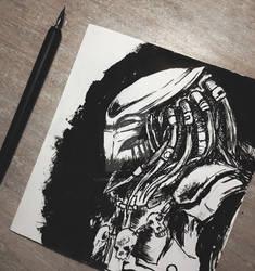 Predator  by Lucretia-Art