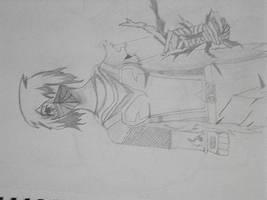 manga character by KiritoGL123