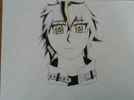 An Original Character by KiritoGL123