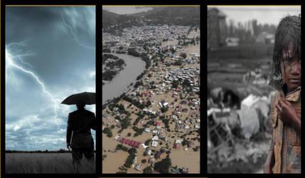 Story of a flood by KiritoGL123