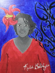 teacher portrait- Balduf by KiritoGL123