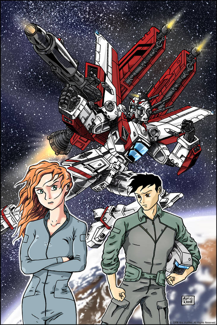 Space Mecha- Red