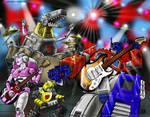 Transformers Rock