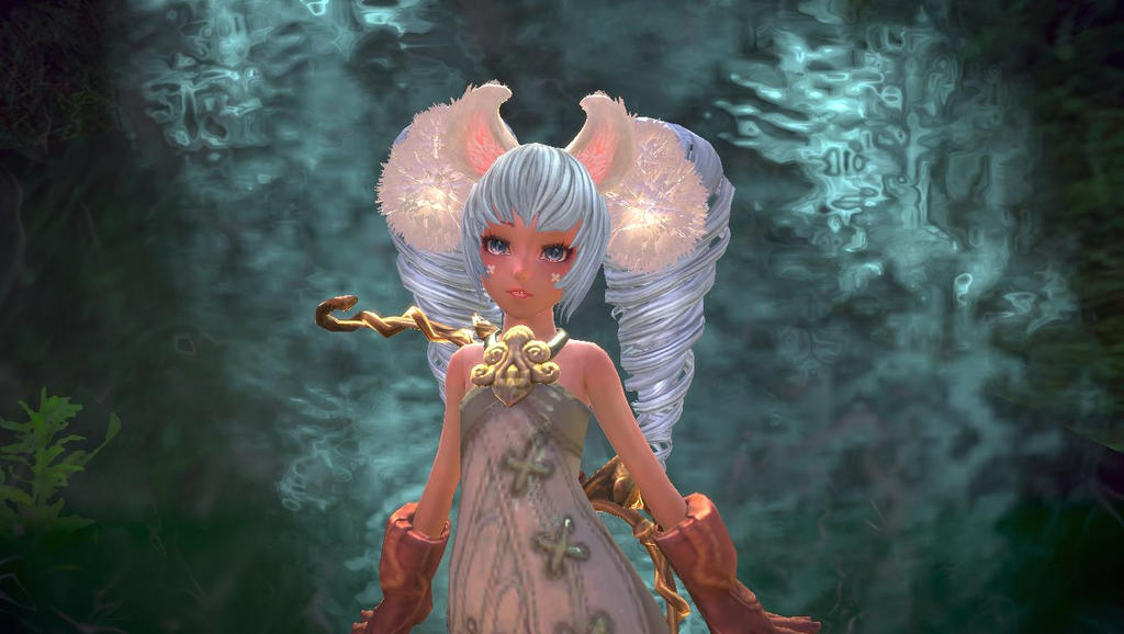 Tera Character: Lione.Neve by icefox94