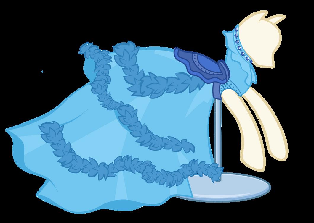 Как сделать для пони платья
