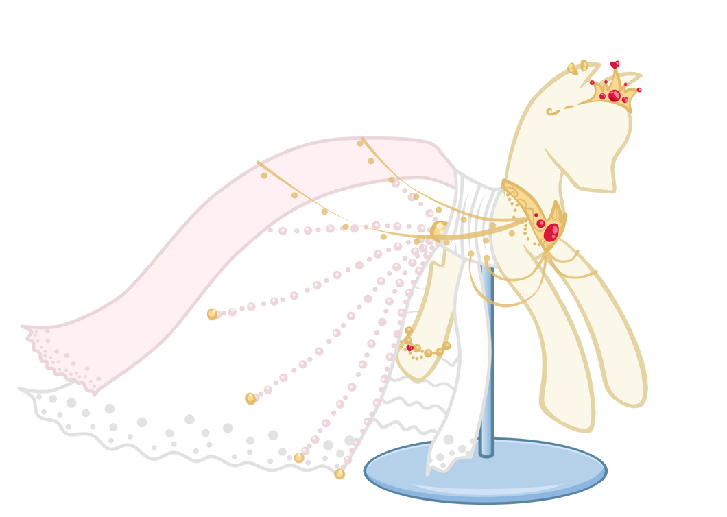 Queen Wedding Dress By Heartroyali On Deviantart