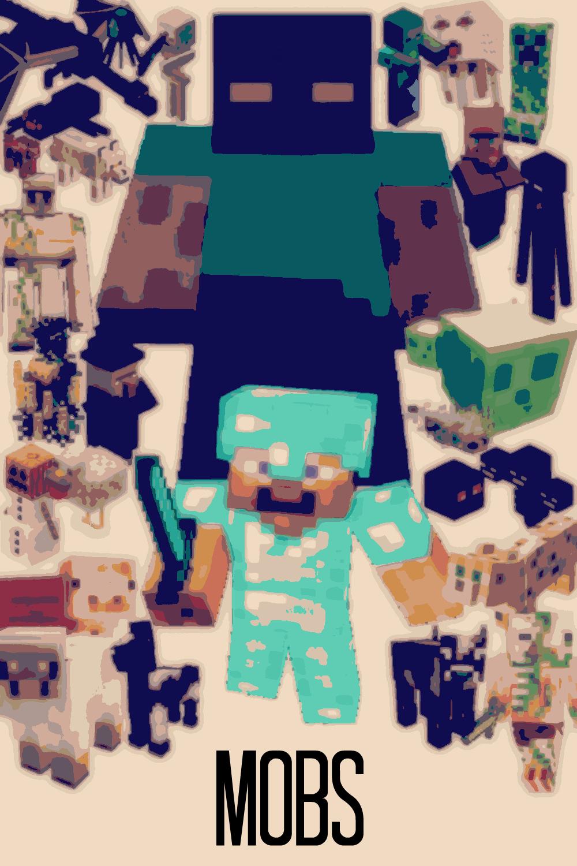 Most Inspiring Wallpaper Minecraft Poster - minecraft_movie_poster_by_augustavianavian-d6ol957  Pictures_593593.jpg