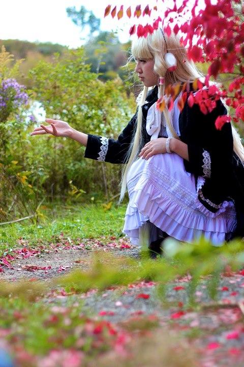 Autumnal Chii by Yumayah