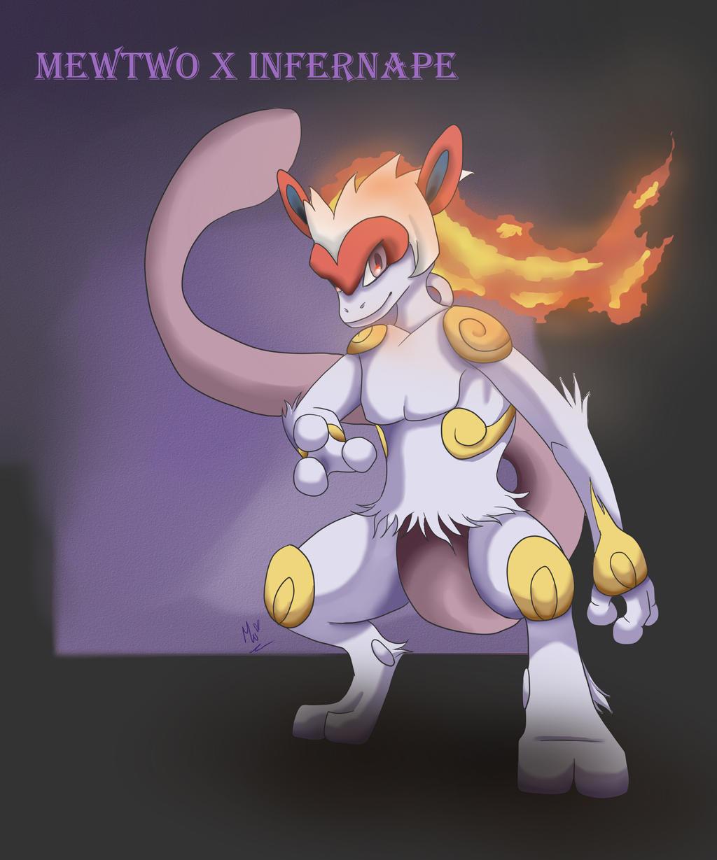pokemon fusion mewtwo and - photo #17
