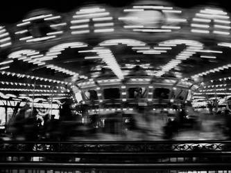 Whirling Lights by alizarinplains