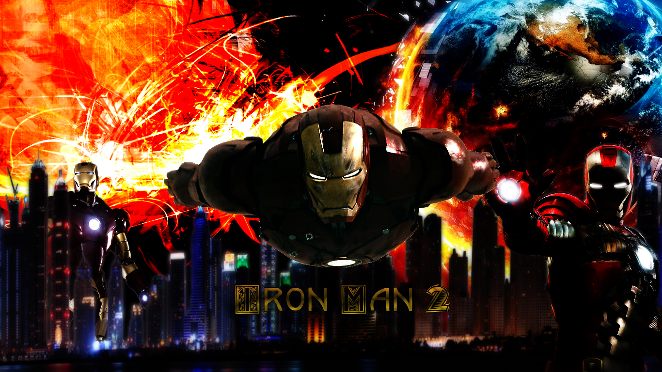 Ironman Full HD Wallpapers
