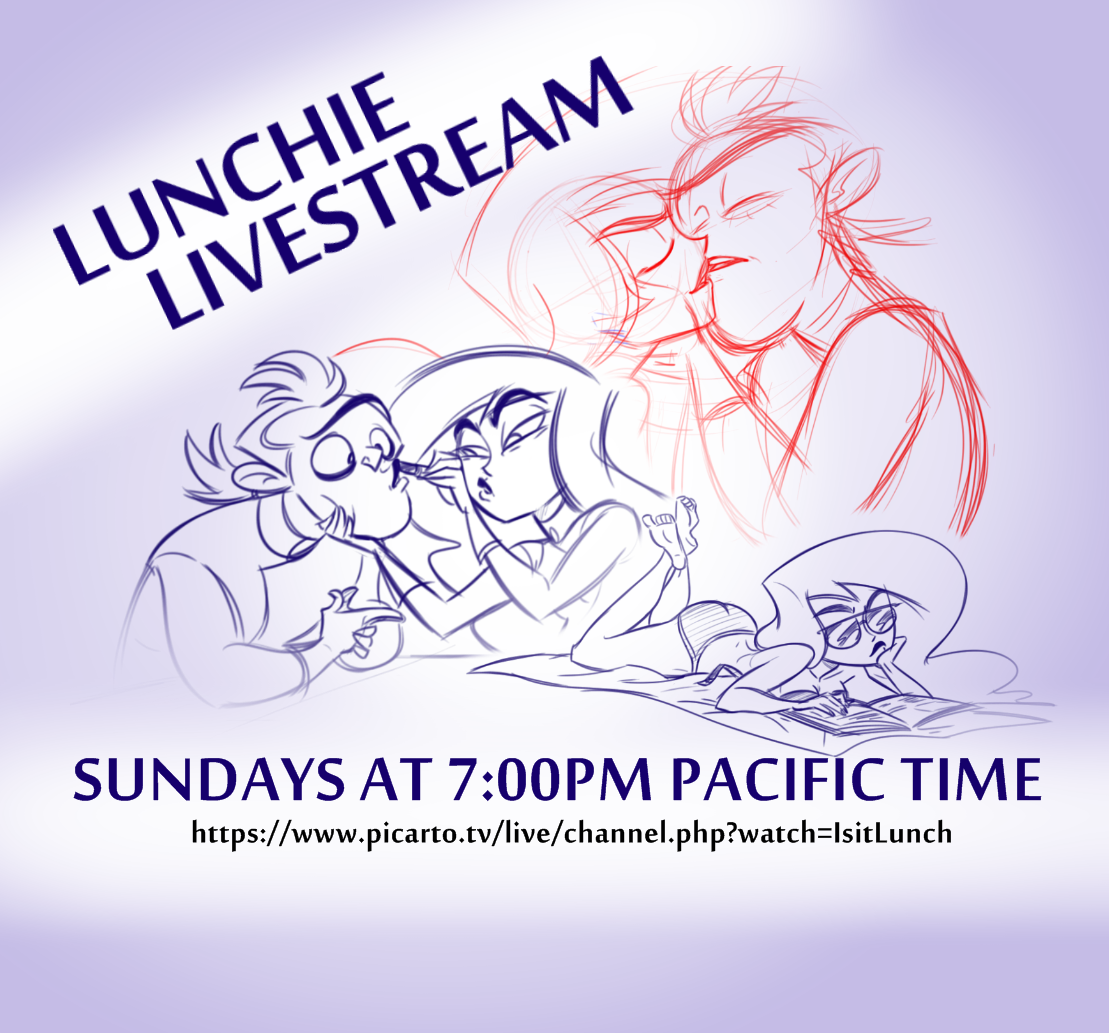 LIVESTREAM #07 Sunday 7pm Pacific Time by isitlunchyet on ...
