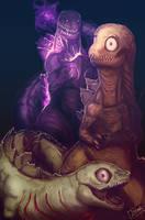 Shin Godzilla by ZombieCentipede