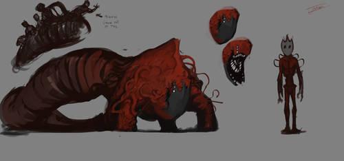 Juggernaut by ZombieCentipede