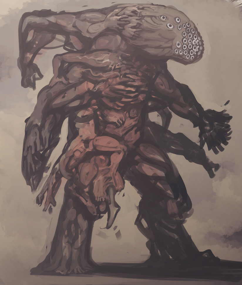 Zygote by ZombieCentipede