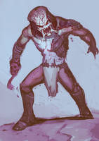 The Predator by ZombieCentipede