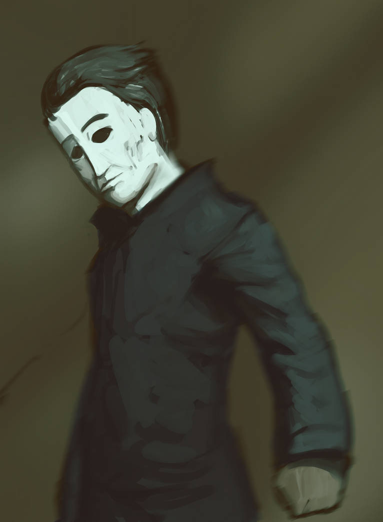 Michael Myers by ZombieCentipede