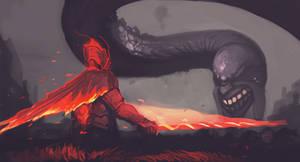 Dark Souls - Kaathe, The Darkstalker