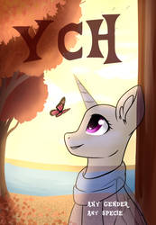 Fall YCH [CLOSED] by sonigiraldo