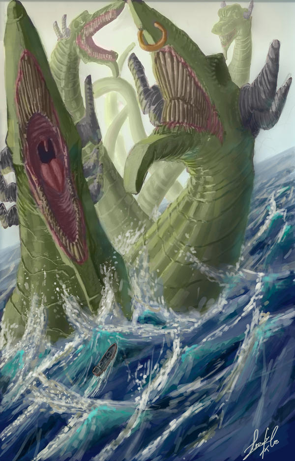 East Hydra by LeeDerivedCos