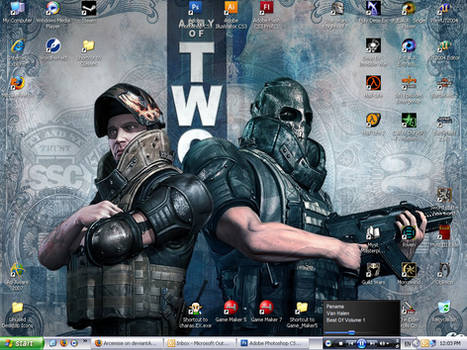 Army of Two - Desktop