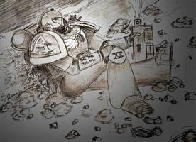 20 Year War by Arcemise
