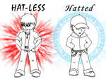 Hat-less vs. Hatted