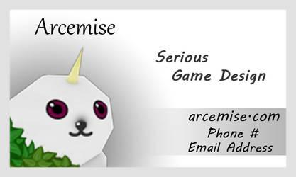 Arcemise Card by Arcemise