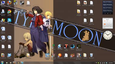 Typemoon Desktop