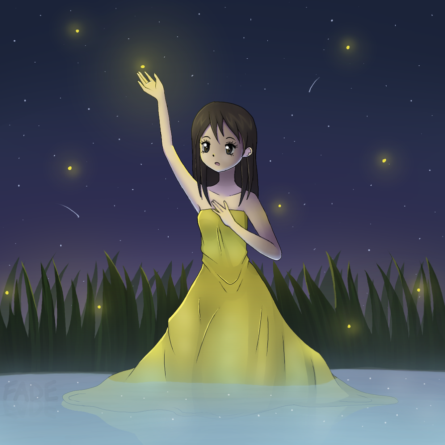 Fireflies by JustCallMeFade