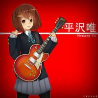 Hirasawa Yui by zevlag21