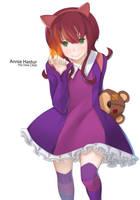 Annie Hastur by zevlag21