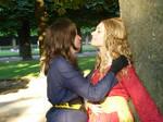 Cersei and Asha