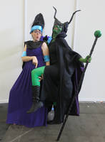 Yzmaleficent by CerseiDM