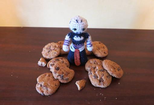 Cookie Warrior