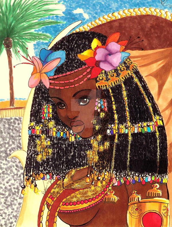 Adetoun- Kabujo Princess