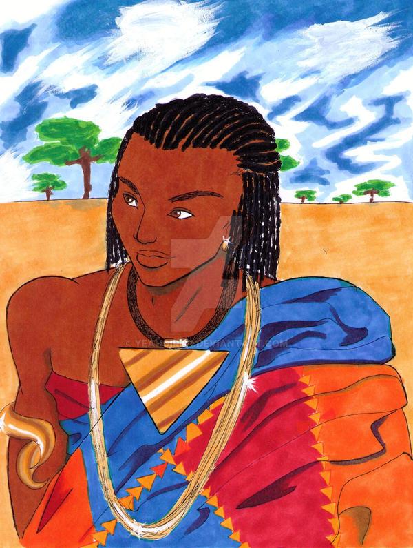 Sentwali- Wti king