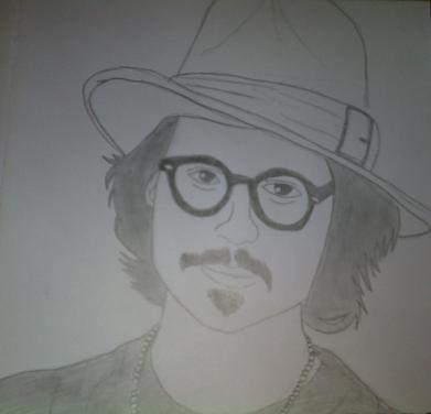 my art homework by JoUzumakiWeasley