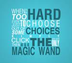 Magic Wand by ryankon