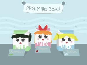 Powerpuff Milks